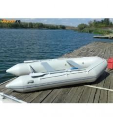 Barca pneumatica Navigator ADS320 cu chila gonflabila si podina aluminiu