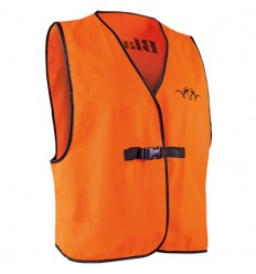 Vesta vanatoare semnalizare orange fluo Blaser