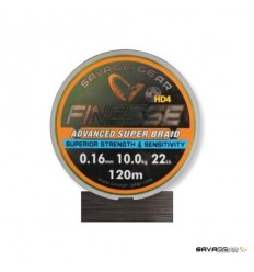 Fir textil Finezze yellow 019MM 12,8KG 120M Savage Gear