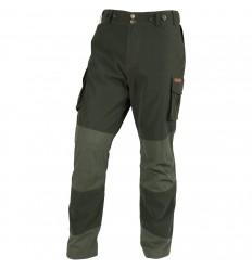 Pantaloni captusiti cu lana Jahti Jakt Amur Light verde