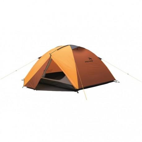 Cort 3 persoane Easy Camp Equinox 300 portocaliu