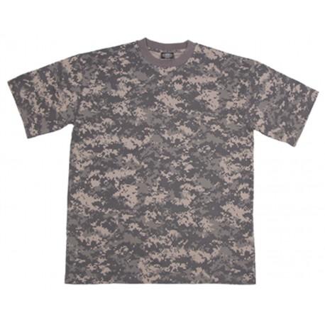 Tricou camuflaj ACU Digital (ACU AT)