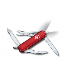 Briceag Victorinox Midnite Manager LED alb