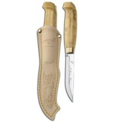 Cutit Marttiini Lynx 131 cu teaca de piele
