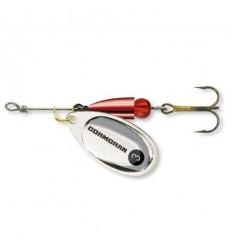 Lingurita rotativa Silver Cormoran NR.1 / 3G