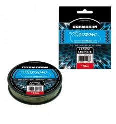 Fir textil Cormoran Corastrong verde 0,16MM 8,5KG 18,7lbs 135M