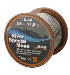 Fir crap 040MM 11,5KG 600M River Mono Camo Pro Logic