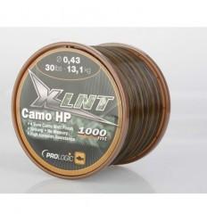Fir crap 028mm 5,6KG 1000M XLNT HP Camo Pro Logic