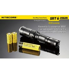 Lanterna LED Nitecore SRT6 Night Officer 930 lumeni