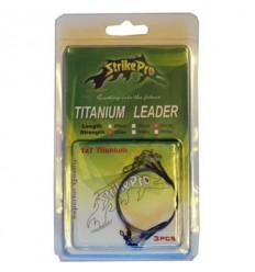 Struna titanium Strike Pro 50CM/70LBS 3BUC/PLIC