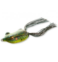 Naluca soft Daiwa broasca D-FROG verde 17g 6cm