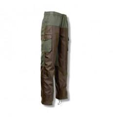 Pantaloni impermeabili Treesco Tradition maro/olive