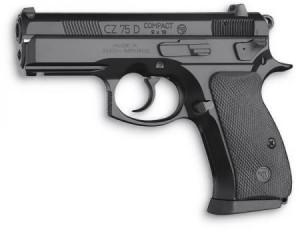 pistol airsoft cz75d