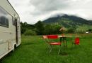 Locuri de camping cu cortul sau cu rulota in Maramures, Crisana si Banat