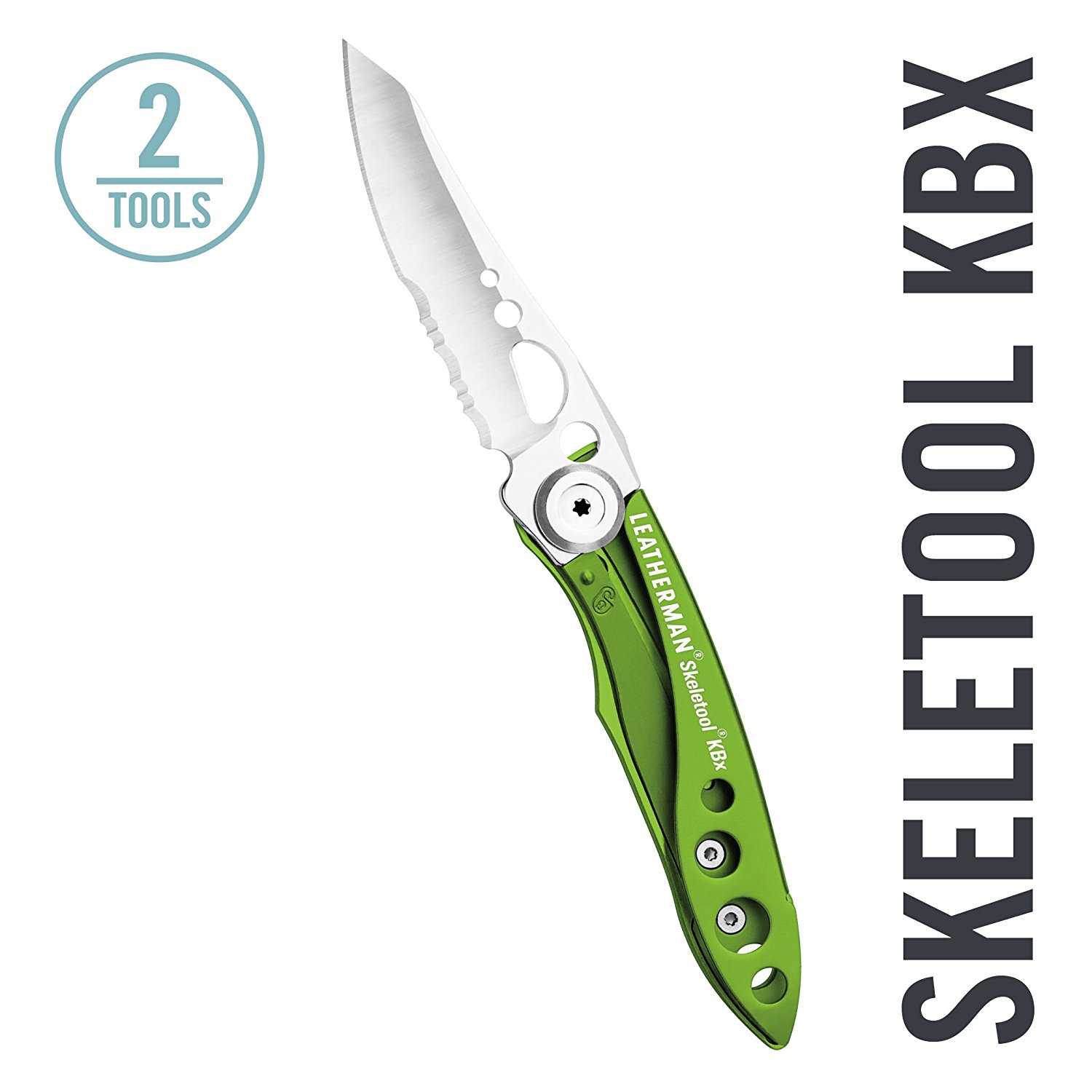 Leatherman KBX green