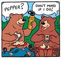 cartoon pepper spray