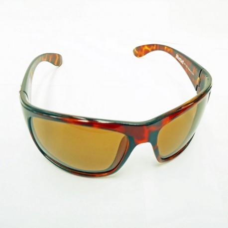 Ochelari polarizati Mustad rama clasica cu lentila maro