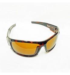 Ochelari polarizati Mustad cu rama sport si lentila maro