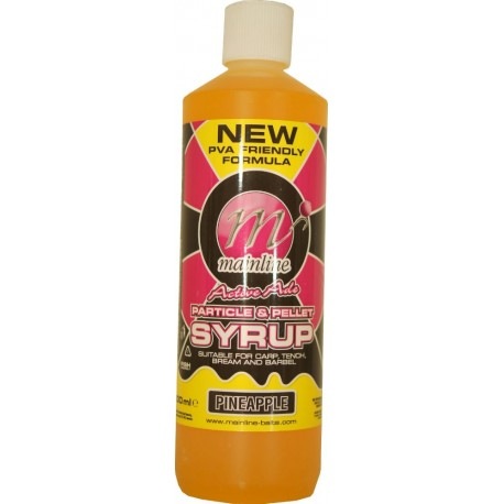 Aditiv ananas Mainline Particle Pellet Syrup 500 ml
