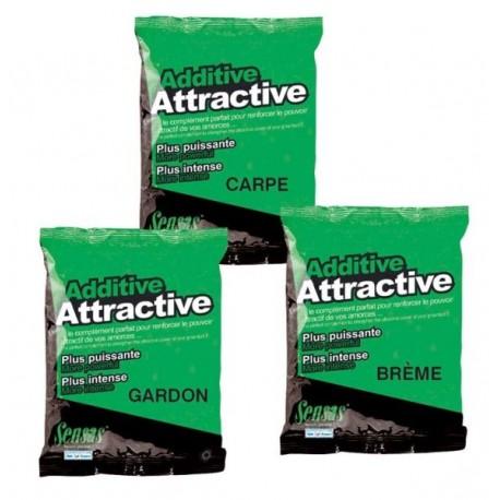 Aditiv crap Sensas Atractive carp 250 grame
