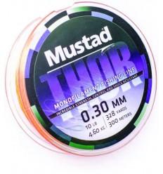 Fir Mustad Thor braid 020MM 15,93KG 110M