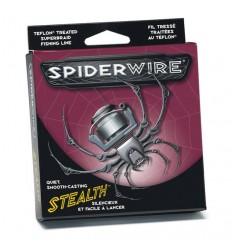 Fir Spiderwire stealth fluo 025MM 22,95KG 137M