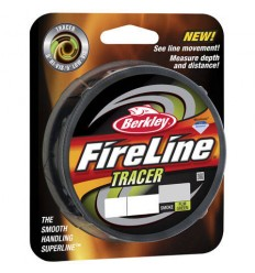 Fir textil Berkley fireline tracer 015MM 7,9KG 110M