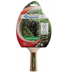 Paleta tenis de masa Allround Green Series 600