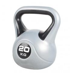 Gantera kettlebell plastic 20 kg