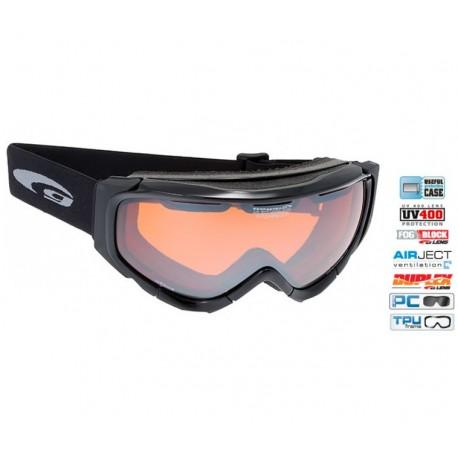 Ochelari ski unisex Google H645-1 lentile portocalii