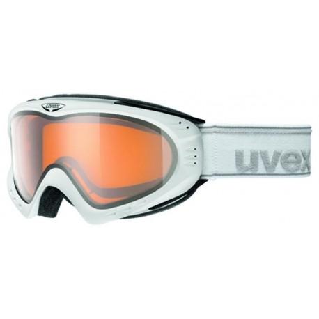 Ochelari ski / snowboard Uvex F2 Pola argintii