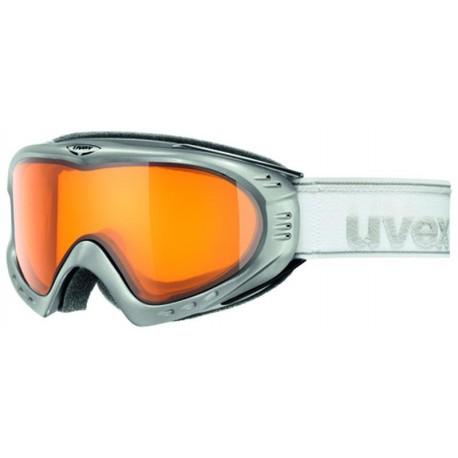 Ochelari ski / snowboard Uvex F2 argintii