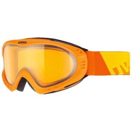 Ochelari ski / snowboard Uvex F2 orange