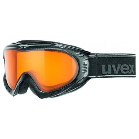 Ochelari ski / snowboard Uvex F2 negri