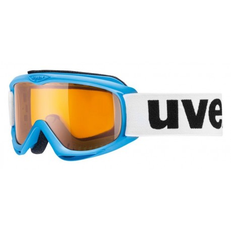 Ochelari ski / snowboard Uvex Snowcat Junior bleu