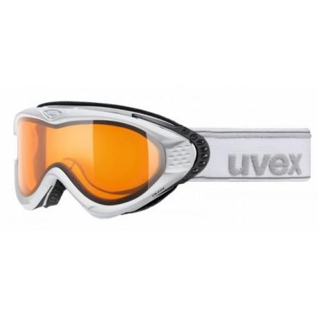 Ochelari ski / snowboard Uvex Onyx Lady argintii