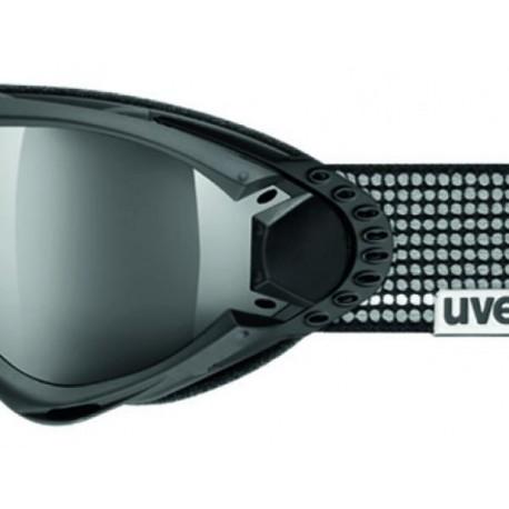 Ochelari ski / snowboard Uvex Ultrasonic Pola Hd negri