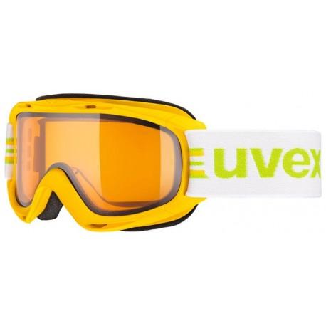 Ochelari ski / snowboard Uvex Slider Junior galbeni