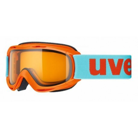 Ochelari ski / snowboard Uvex Slider Junior orange