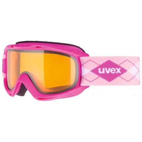Ochelari ski / snowboard Uvex Slider Junior violet