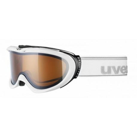 Ochelari ski / snowboard Uvex Comanche Pola albi