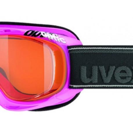 Ochelari ski / snowboard Uvex Slider Optic violet