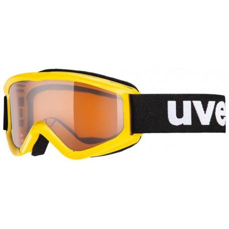 Ochelari ski / snowboard Uvex Speedy Pro Junior galbeni