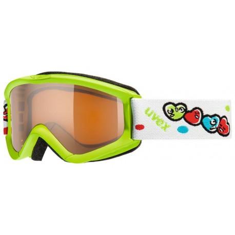 Ochelari ski / snowboard Uvex Speedy Pro Junior verzi