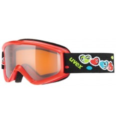 Ochelari ski / snowboard Uvex Speedy Pro Junior hot orange