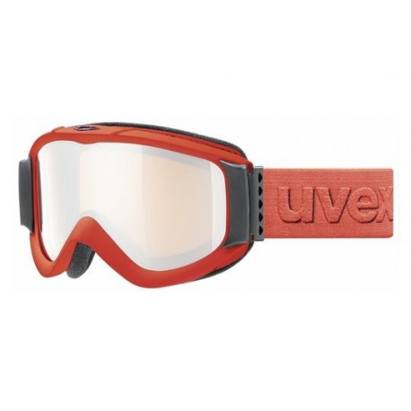 Ochelari ski / snowboard Uvex Fx Pro hot orange