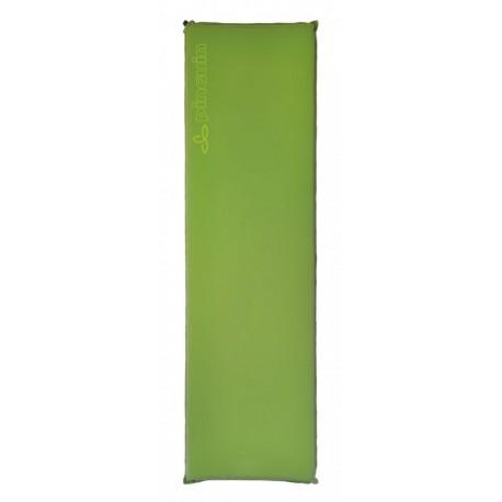 Saltea autogonflabila 195 x 51 x 2 cm Pinguin Horn 20 Long verde