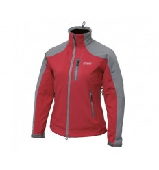 Jacheta softshell dama Pinguin Galaxy Red