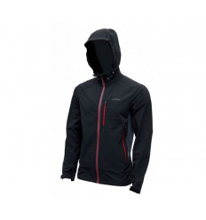 Jacheta softshell barbati Pinguin Cascade Black