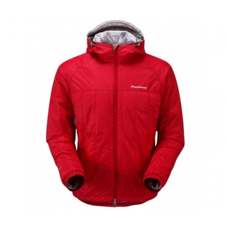 Jacheta barbati Montane Prism Alpine Red